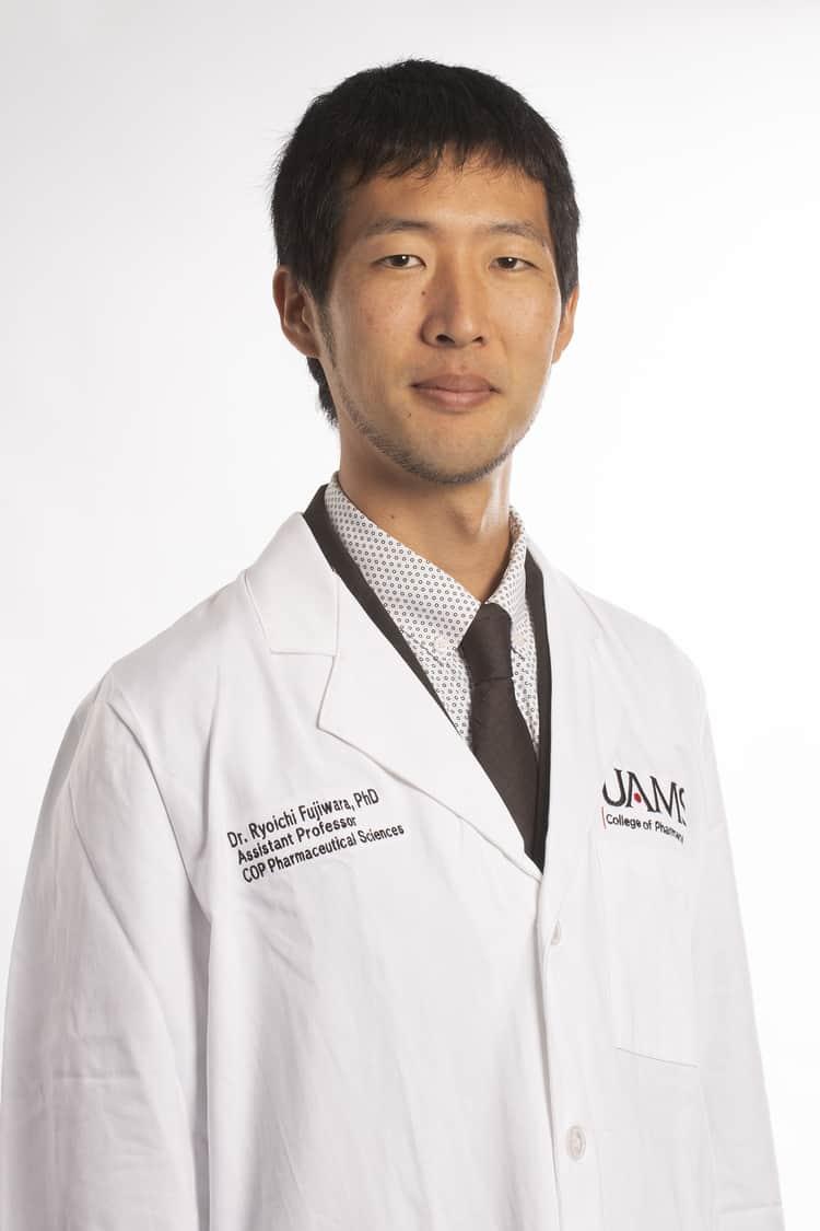 Ryoichi Fujiwara, PharmD, PhD